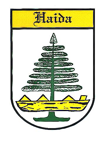 Haida Wappen