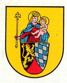 Hallgarten Wappen