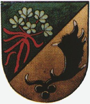 Halvesbostel Wappen