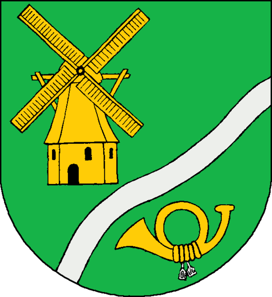 Hamfelde in Lauenburg Wappen