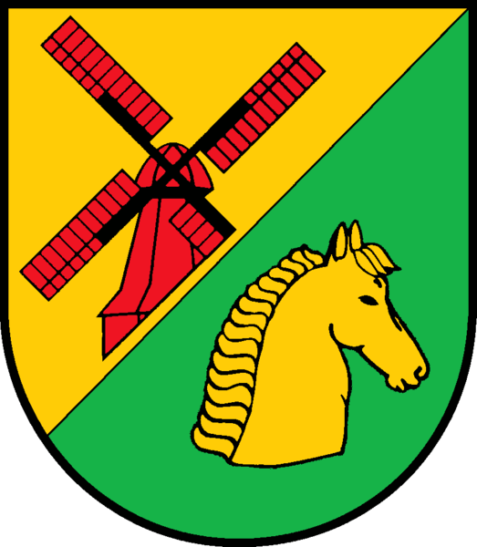 Hamwarde Wappen