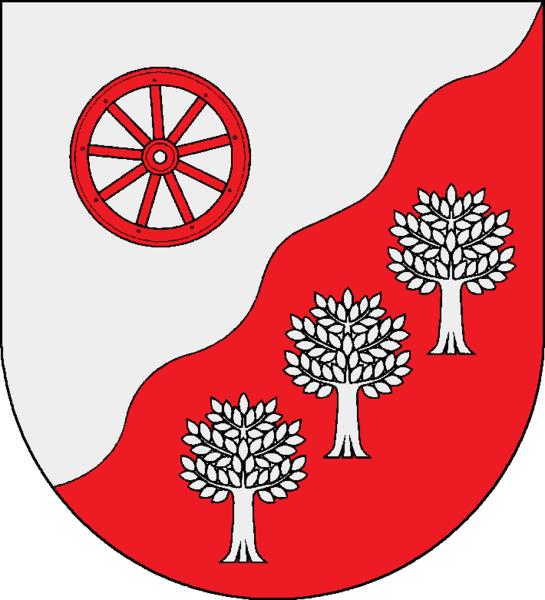 Hamweddel Wappen