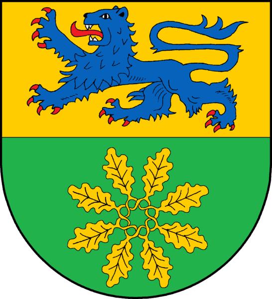 Handewitt Wappen