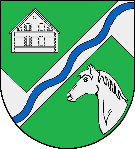 Hardebek Wappen