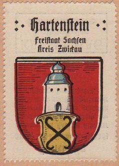 Hartenstein Wappen