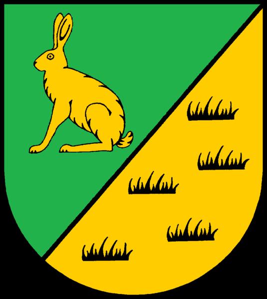 Hasenmoor Wappen