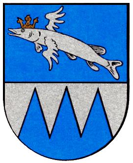 Hechthausen Wappen
