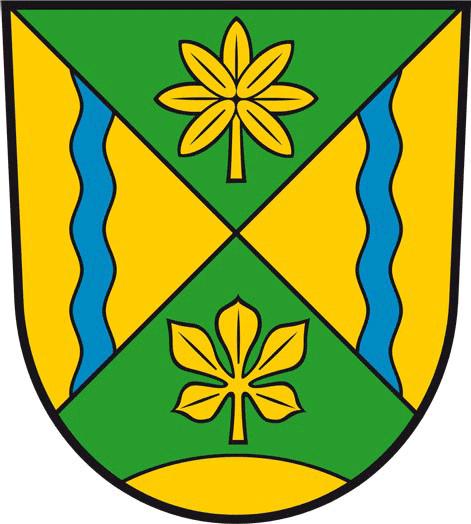 Heckelberg-Brunow Wappen