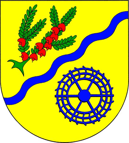 Heidmühlen Wappen
