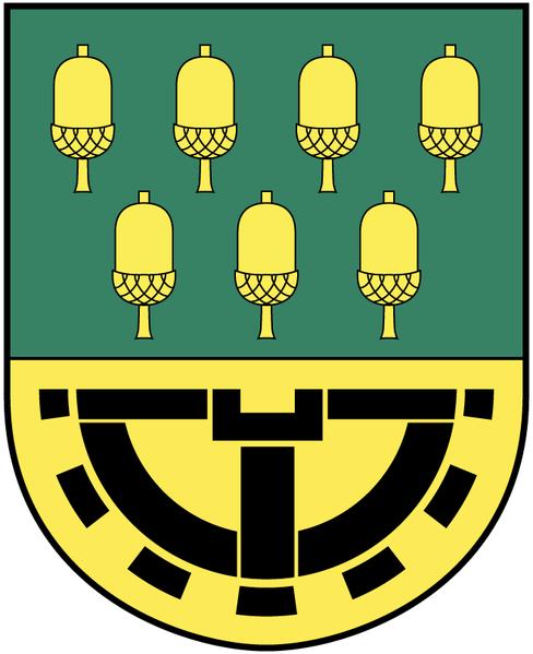 Heiligenthal Wappen