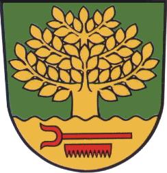 Helbedündorf Wappen