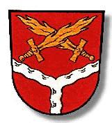 Heustreu Wappen