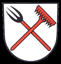 Heuweiler Wappen