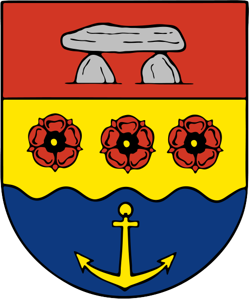Hilkenbrook Wappen