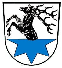 Hirschaid Wappen