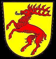 Hirschhorn Wappen