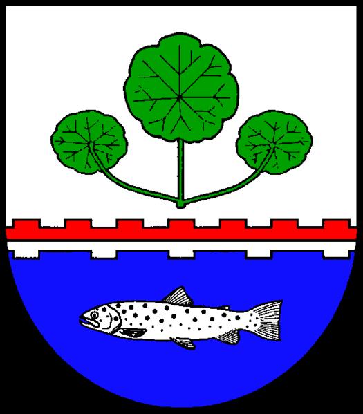 Hitzhusen Wappen