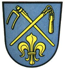 Höchberg Wappen