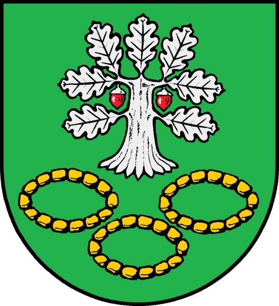 Högsdorf Wappen