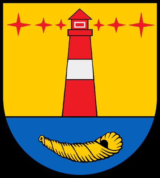 Hörnum Wappen