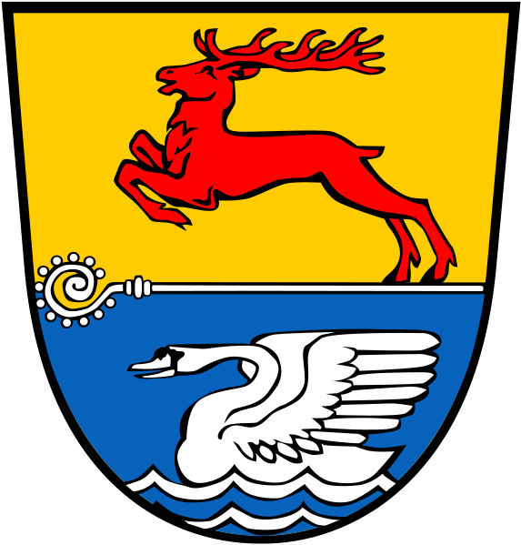 Hohenfelde Wappen
