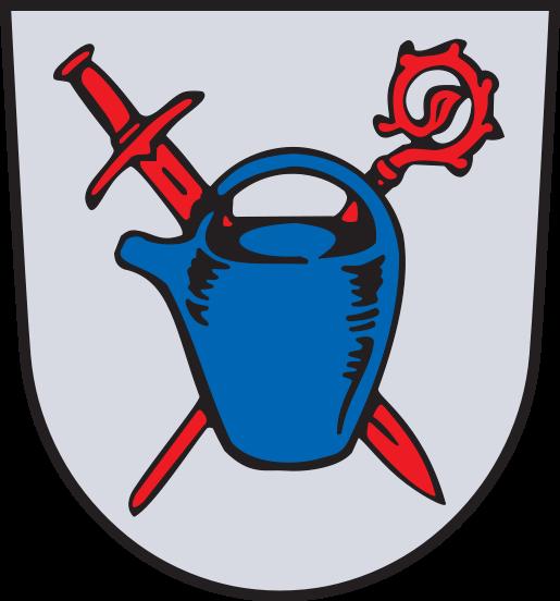 Holzheim am Forst Wappen