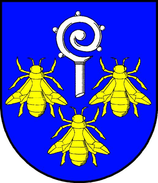 Honigsee Wappen