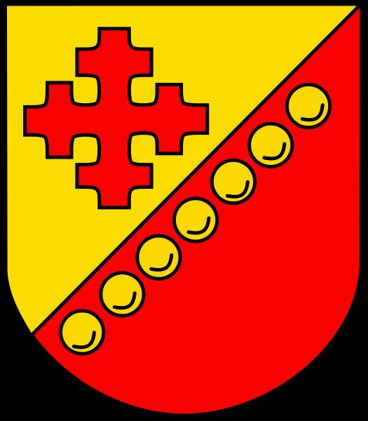 Hoogstede Wappen