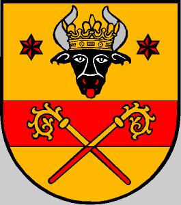Hoppenrade Wappen