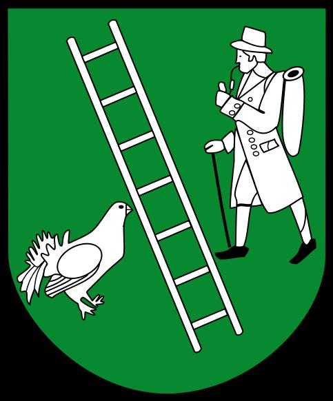 Hopsten Wappen