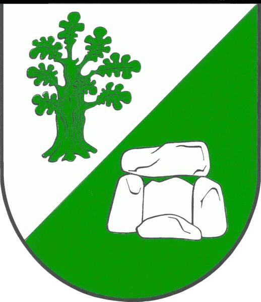 Hüsby Wappen