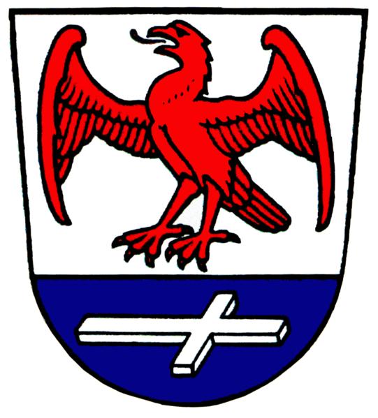 Huglfing Wappen