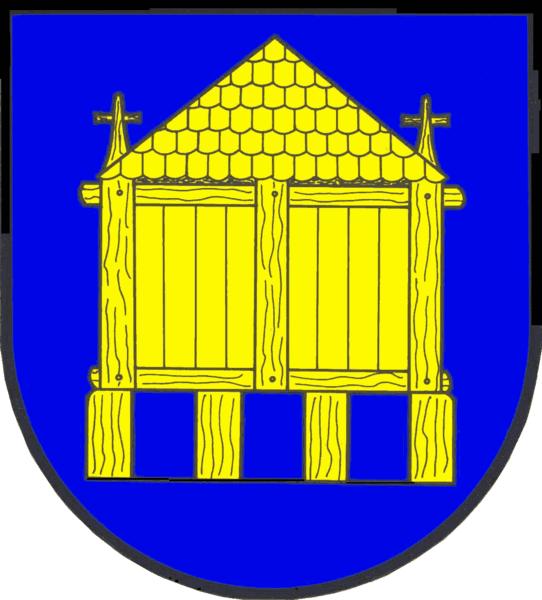 Husby Wappen