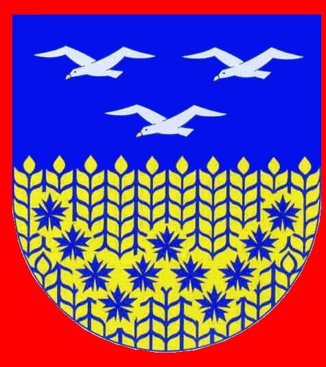 Kaiser-Wilhelm-Koog Wappen