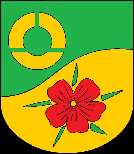 Kankelau Wappen