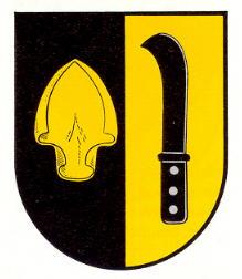 Kapellen-Drusweiler Wappen