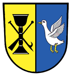 Karlsdorf-Neuthard Wappen