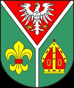 Karwesee Wappen