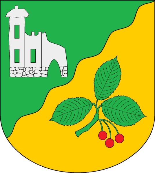 Kasseburg Wappen
