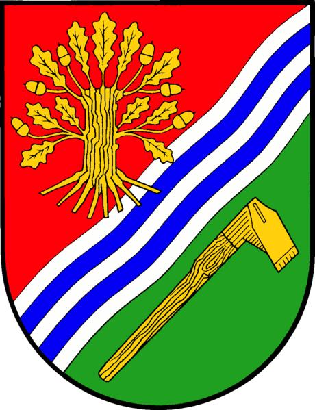 Kasseedorf Wappen