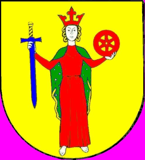 Katharinenheerd Wappen