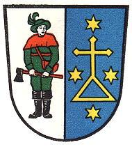Ketsch Wappen