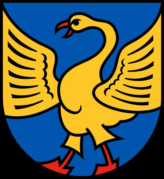 Kiebitzreihe Wappen