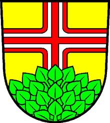 Kiekebusch Wappen
