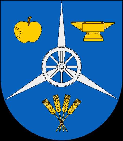 Kiesby Wappen