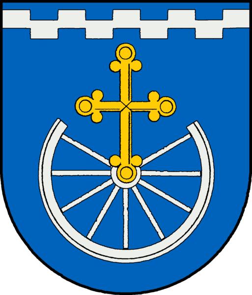 Kirchbarkau Wappen