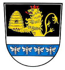 Kirchenpingarten Wappen