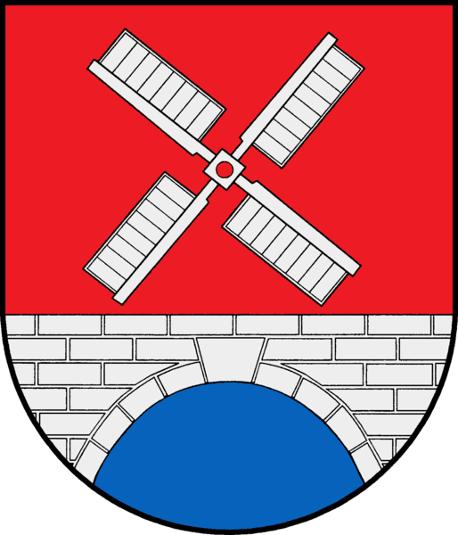 Klein Barkau Wappen