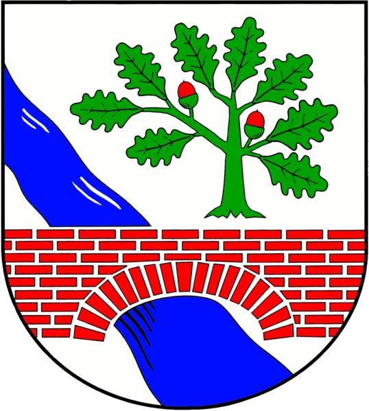 Klein Gladebrügge Wappen