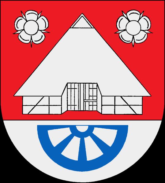 Klein Offenseth-Sparrieshoop Wappen